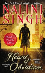 Heart of Obsidian, by Nalini Singh