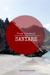 Excerpt, Excerpt, Read All About It! Free Clip from Chapter 1 of SANYARE