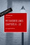 Favorite Lines from SANYARE (WIP): Chapters 6 –10